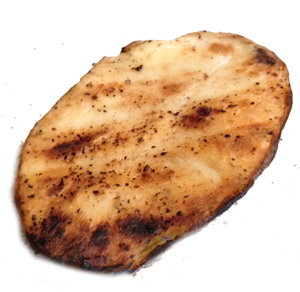Grilled Potato Plank