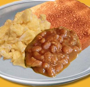 Breakfast Scrambler Delight