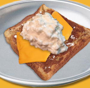 French Cheesy Cheese