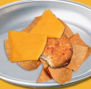 hobo chicken taco-nachos