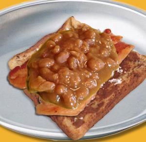 Le Pork & Beans