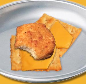 Mild Chicken McNachos