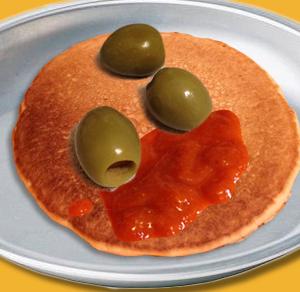 Period Pancakes
