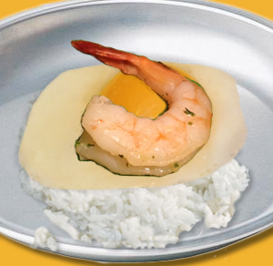 Sunnyside Shrimpy Rice