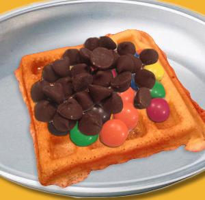 The Waffle Treat